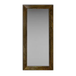 Espejo rectangular nogal viejo